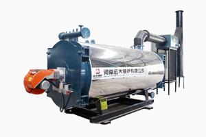 YYQW系列燃油气导热油尊龙官网使用访问zd207