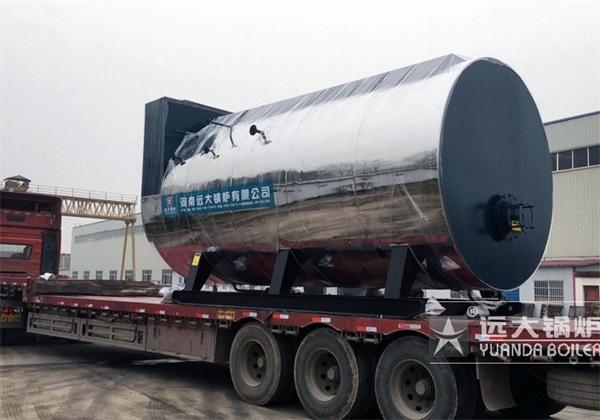 8吨冷凝燃气尊龙官网使用访问zd207发往河南人民医院