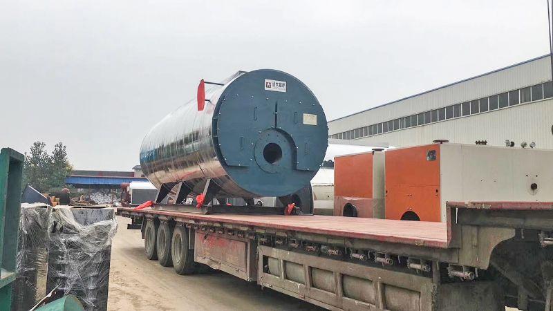湖北美创生物科技6吨燃气尊龙客服