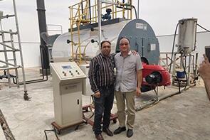 阿联酋纺织厂4吨燃重油尊龙客服