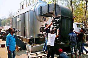 孟加拉饲料厂4吨燃煤尊龙官网使用访问zd207