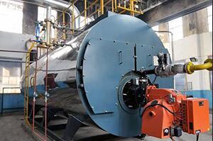 河南造纸厂郑州科丰纸业6吨燃气尊龙官网使用访问zd207