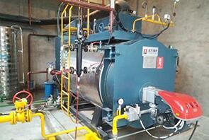 1吨燃气冷凝尊龙官网使用访问zd207重庆永悦汇管廊项目