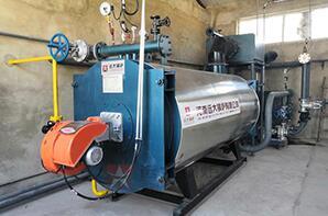 吉林松原正泰化工2吨燃气导热油尊龙官网使用访问zd207项目