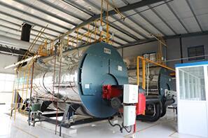10吨超低氮燃气尊龙客服河北超威电源项目