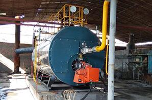 河南济源化工6吨燃气冷凝尊龙官网使用访问zd207