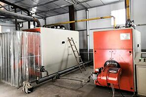 山西晋城供暖项目0.7-2.8MW燃气真空热水尊龙官网使用访问zd207