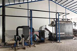 印尼棉兰食品厂2吨生物质尊龙客服