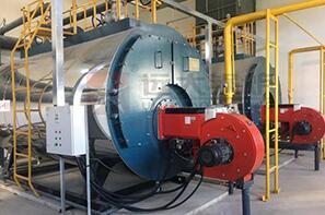 河北保定晶体制造企业2台2.8MW燃气热水尊龙官网使用访问zd207项目