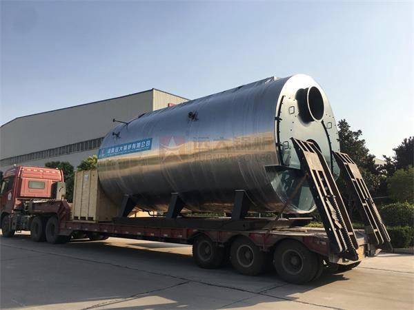 4吨和10吨燃气尊龙客服发往安徽亳州