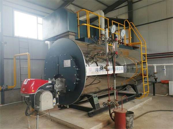 吉林天成实业4吨燃气冷凝尊龙官网使用访问zd207