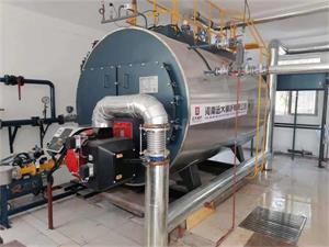 阳泉市人民医院2吨低氮燃气尊龙客服项目
