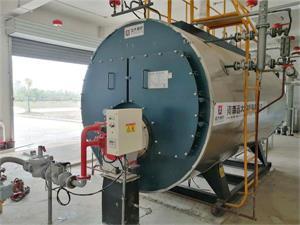 潢川纺织实业3吨超低氮燃气尊龙客服