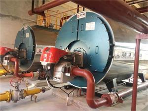 河南濮阳实验学校2台4吨2.8MW燃气热水尊龙官网使用访问zd207项目