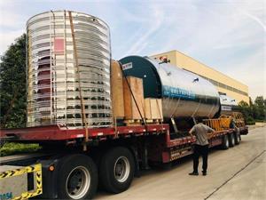 4吨、8吨燃气尊龙客服发往广州市、兰州市