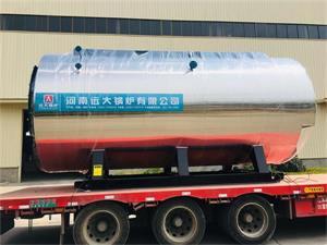 WNS6-1.25-Y(Q)6吨超低氮燃气尊龙官网使用访问zd207发往陕西延安