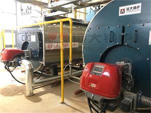 陕西烟草公司2台0.7MW燃气承压热水尊龙官网使用访问zd207项目
