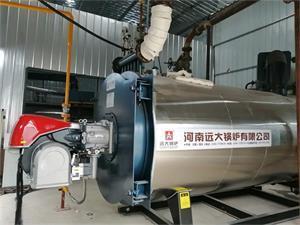 江西橡塑公司3吨燃气导热油尊龙官网使用访问zd207项目