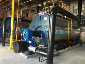 陕西采油厂2台4.2MW燃气承压热水尊龙官网使用访问zd207项目