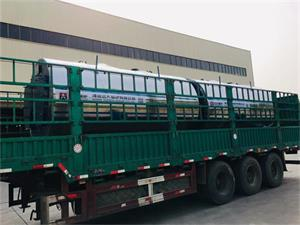 1.4MW(2吨)燃气常压热水尊龙官网使用访问zd207发往山东