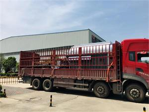 DZH型1吨生物质尊龙客服出口孟加拉