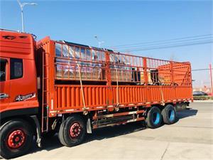 3吨燃气尊龙客服发往广东乐昌市