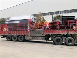 DZH型4吨生物质尊龙官网使用访问zd207发往云南