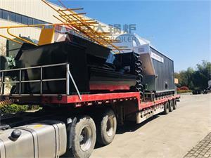DZH6吨生物质尊龙客服出口泰国