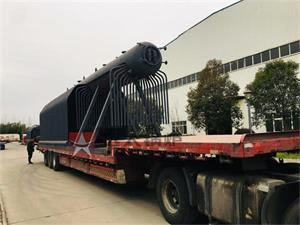 SZL20吨燃煤尊龙客服出口印尼