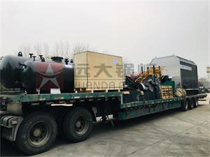 YLW-1400MA,2吨燃煤导热油尊龙官网使用访问zd207出口越南