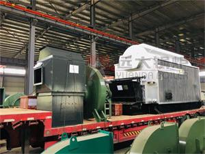DZL型4吨燃煤尊龙客服出口巴基斯坦