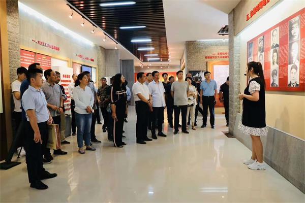 远大尊龙官网使用访问zd207举行庆祝建党99周年主题党日活动
